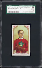 1911 C55 Imperial Tobacco #44 George Poulin (Montreal Canadiens) SGC 88+ NM-MT