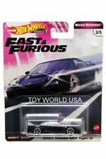 2020 Hot Wheels Fast & Furious Quick Shifters #3 2003 Honda NSX Type R 5 spoke