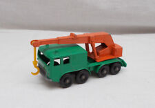 Vintage Matchbox No 30 8 Wheel Crane - Made In England By Lesney