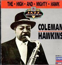 Coleman Hawkins - The High & Mighty Hawk   ....Y3