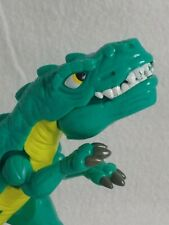 Fisher Price Imaginext Allosaurus Green Dinosaur Mattel W9544 X6349 2012