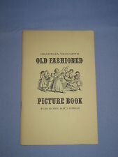 Grandma Toooley's Old Fashioned Picture Book For Boys And Girls