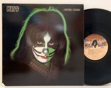 Kiss          Peter Criss      Puzzle        Insert      OIS       NM # V