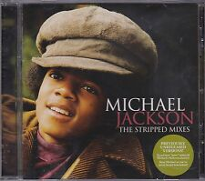 MICHAEL JACKSON - THE STRIPPED MIXES - CD - NEW -