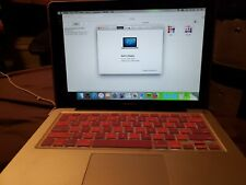 Macbook Pro 13 inch (mid 2010) purchased 2011