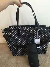 Nwt Kate Spade Taden Blake Avenue Diamond Dot Baby Bag