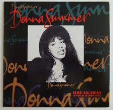 "DONNA SUMMER CD : BREAKAWAY (12"" POWER MIX - 6:09) ♦ RARE REPLICA PWL"