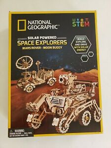 National Geographic NGROVERSET Solar Space Explorers