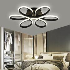 Lámpara De Techo LED Luz Techo 40W 65W Salón Dormitorio Lámpara A