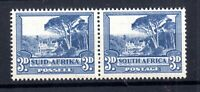 South Africa 1933-48 3d pair mint MNH SG59 WS20540