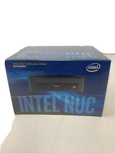 Intel NUC NUC8i3BEK i3-8109U 3GHz Mini PC*BRAND NEW SEALED FREE PRIORITY SHIPPIN