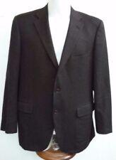 giacca uomo pura lana Burberry taglia 54
