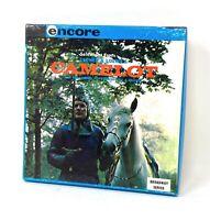 Encore Camelot Music By Loewe Lerner London Pops Reel Tape 7 1/2 IPS E202 W/ Box