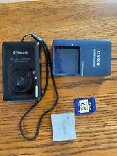 Canon PowerShot Digital ELPH SD780 12.1MP 4GB SD CARD