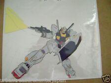 Mobile Suit Zeta Gundam Z Gundam Mark 2 Ii Anime Production Cel