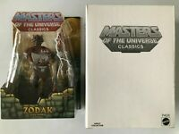 Masters of Universe Classics Zodak Mystic Enforcer Action Figure&Mailer NEW MOTU