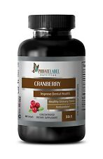 Cranberry CRANBERRY CONCENTRATE 50:1 - immune support 1 Bottle 60 Softgels