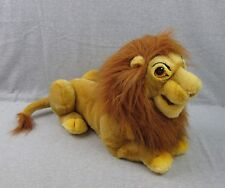 "Large Adult Simba The Lion King Double Hand Puppet Plush 23"" Disney Mufasa"