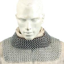 Chainmail Bishop's Mantle Collar Knights Templar Renaissance Armor