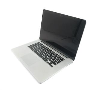 "Apple MacBook Pro 15"" A1398 (Mid 2012) i7-3720QM 2.6GHz 16GB 512GB OS X 10.13.6"