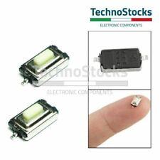 5x Micro Pulsanti PCB SMD 3,5x6 mm - Tactile Push Button Switch PCB 3.5x6