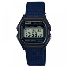 Casio Digital Chronograph Cloth Strap Watch W-59b-2avef Now