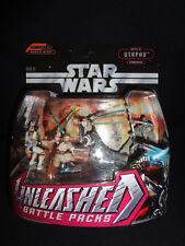 Star Wars COMMANDERS Battle of Utapau Unleashed Battle Pack Grievous Obi-Wan