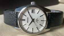Vintage SEIKO Hand-Winding Watch/ KING SEIKO KS 4502-7000 SS Hi-Beat 36000bph