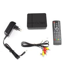 HD 1080P Digital TV Set top Box Terrestrial Receiver USB DVB-T2 For TV HDTV #hk^