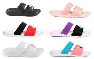 Nike Benassi Duo Ultra Women's Slides Sandals Slippers House Shoes Slip On