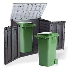 """Keter Aufbewahrungsbox """"Store it out Max"""" Mülltonnenbox Geräteschrank Gartenbox"""