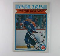 1982-83 O-Pee-Chee #107 WAYNE GRETZKY In Action ~ USA Seller 🇺🇸