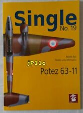 Potez 63-11 - Single No.19 - MMPBooks *N*E*W*