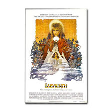LABYRINTH MOVIE  POSTER 24x36 (1986) JIM HENSON DAVID BOWIE