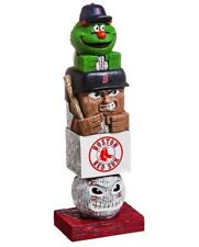Boston Red Sox Tiki Tiki Totem MLB Baseball Mascot Wally The Green Monster