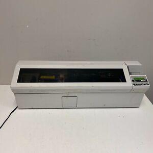 Zebra P520i Thermal Transfer 300dpi Dual-Sided USB Plastic ID Card Printer