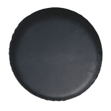 "13"" Black Trailer Spare PVC Tire Tyre Cover Wheel Protector for Diameter 55~59cm"