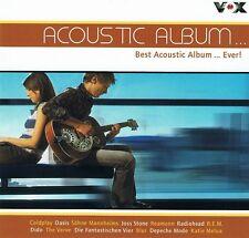 Best Acoustic Album...Ever! 2 CDs NEU Dandy Warhols Supergrass Maya Saban REM