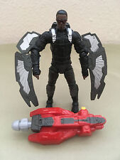 "MARVEL CAPTAIN AMERICA THE WINTER SOLDIER ROCKET STORM FALCON 3 3/4"" FIGURE"