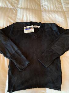 Blauer Tactical Navy Blue Sweater Commando 210 XL Reg