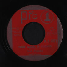 JOKERS: My Baby's Coming Home / Your Goose Is Cooked 45 (dj, Texas, close to VG