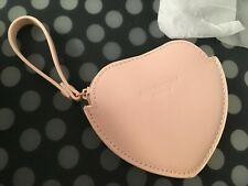 Givenchy  Small Heart shape Pale Pink Pouch (NEW)