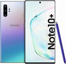 Samsung N975F Galaxy Note10+256 GB (Glossy Silver) mit S Pen BRANDNEU