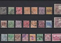 malaya straits settlements  stamps ref r12106