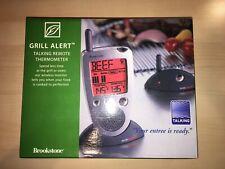 Brookstone Grill Alert - Talking Remote Thermometer