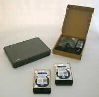 € 638+IVA QNAP HS-251+ NAS 2-Bay 12TB (2x6TB WD60EZRZ) 4C 2.0GHz 2xGbE 1xHDMI