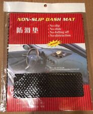 Car Dashboard Non Slip Grip Dash Mat Anti Slide Keys Coins Mobile Phone Lot