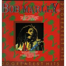 Bob Marley Lp Vinile 20 Greatest Hits / Masters MA 20284 Nuovo