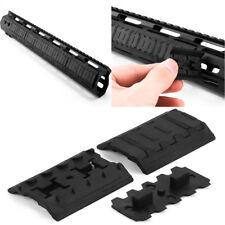 10pcs/Set Tactical Mlok Rail Covers M-lok SLOT SYSTEM Rail Panel For Mount