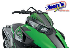 ARCTIC CAT 2012-2014 F-SERIES GREEN FLYSCREEN SNOWMOBILE WINDSHIELD 5639-792